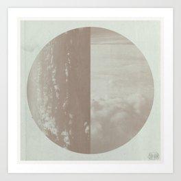 Sky Bound : Four Art Print
