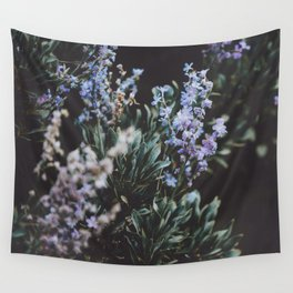 Floral VII Wall Tapestry