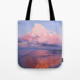 Edge of Summer Tote Bag