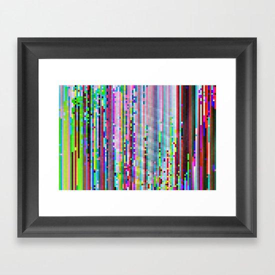 port5x10a Framed Art Print