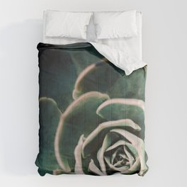 DARKSIDE OF SUCCULENTS IV-D Comforters