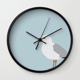 Sea Gull - Kittiwake Wall Clock
