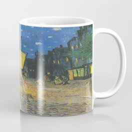 Vincent can Gogh's Cafe Terrace at Night Coffee Mug
