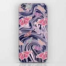 MARBELLOUS BUTTERFLIES iPhone & iPod Skin