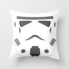 Storm Trooper - Starwars Throw Pillow