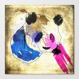 Bamboozler Canvas Print