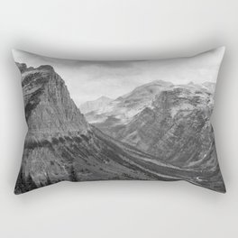 Majestic Sweep - Glacier NP Rectangular Pillow