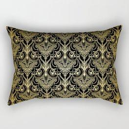 Lace elegant vintage pattern Rectangular Pillow