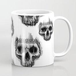 Aztec skull Coffee Mug