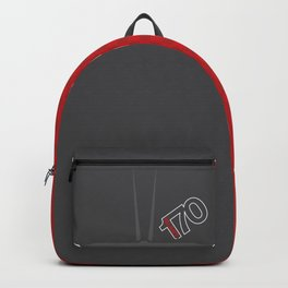 170 Slant 6 - Wedge Backpack