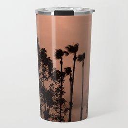 Sepia Palms Travel Mug