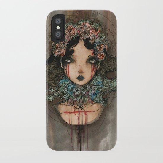 Celeste  iPhone Case