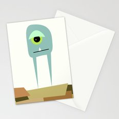 It's A Monster  Stationery Cards