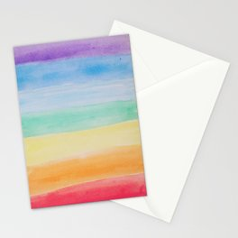 Chakra Watercolor Stationery Cards