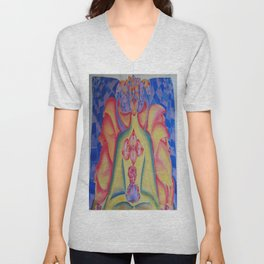 higher self Unisex V-Neck