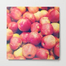 Bobbing For Apples Metal Print