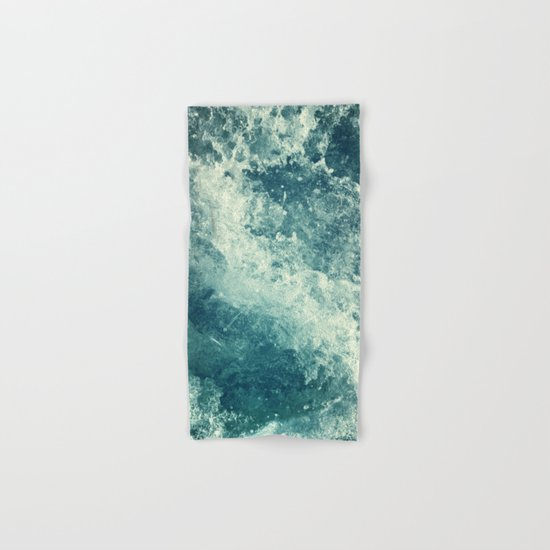 Water I Hand & Bath Towel