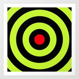 Target (Shooting) Art Print
