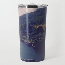 To River and Road Travel Mug