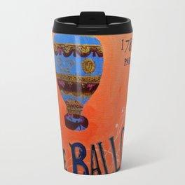 Le Ballon 1783 Metal Travel Mug