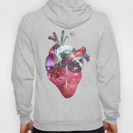 Superstar Heart (on grey) Hoody