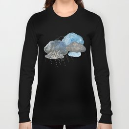 Melting Snow Long Sleeve T-shirt