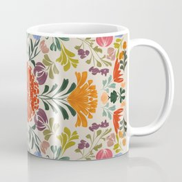 Florals from Mexico Coffee Mug