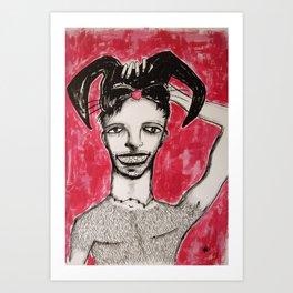 FILIPE Art Print