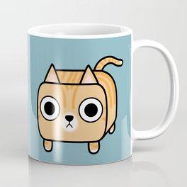 Cat Loaf - Orange Tabby Kitty Coffee Mug