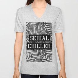 Serial Chiller Unisex V-Neck