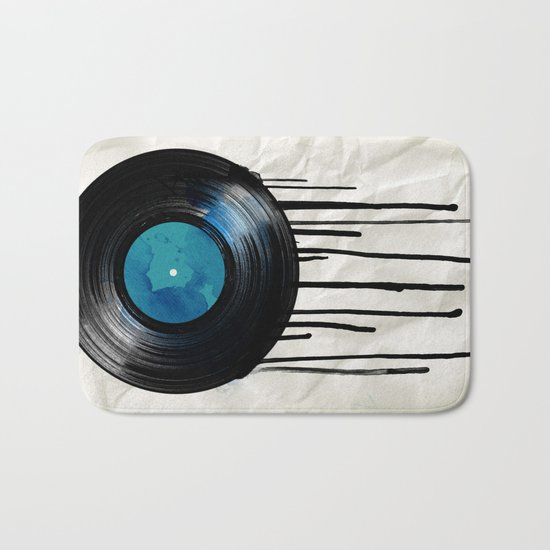 vinyl drip Bath Mat