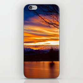 Dawning of a New Day iPhone Skin