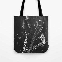 Slash Guns n Roses Tote Bag