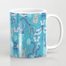 blue bugs Coffee Mug
