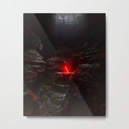 Skellig Michael Metal Print