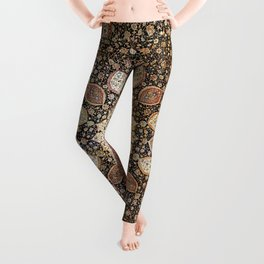 Ardabil Persian Safavid Carpet Leggings