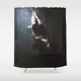Sink Shower Curtain