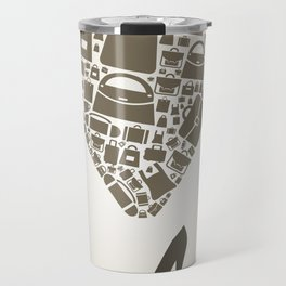 Bag from shoe Travel Mug