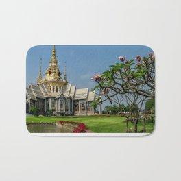 Luang Phor Toh Temple Bath Mat