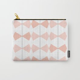 Pretty Bows All In A Row Carry-All Pouch