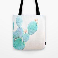 Cactus illustration Tote Bag