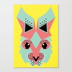 Rabbit Magic Canvas Print