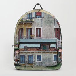 Venice Travel Photography Backpack
