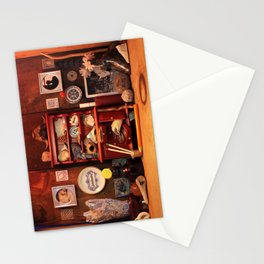 Curio Cabinet - Search and Find! Stationery Cards