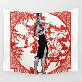 Madame Chang Wall Tapestry