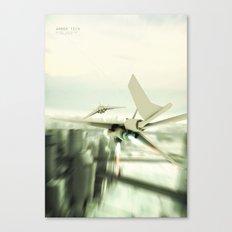 AIR.DCX009 Canvas Print