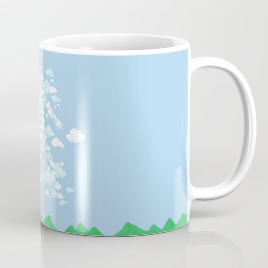 QB Formation Coffee Mug