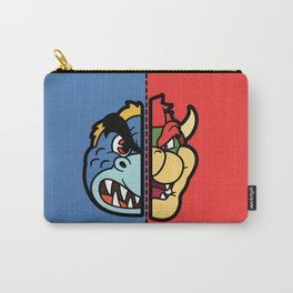 Old & New Bowser Carry-All Pouch