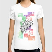 goat T-shirts featuring Goat  by LSjoberg