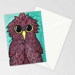 Bird Fall Stationery Cards